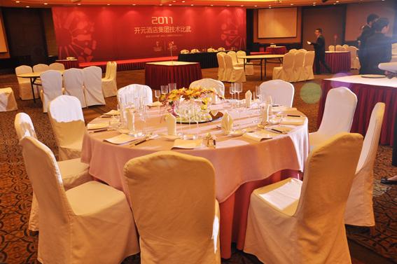 中餐宴会席次的安排工作标准图片